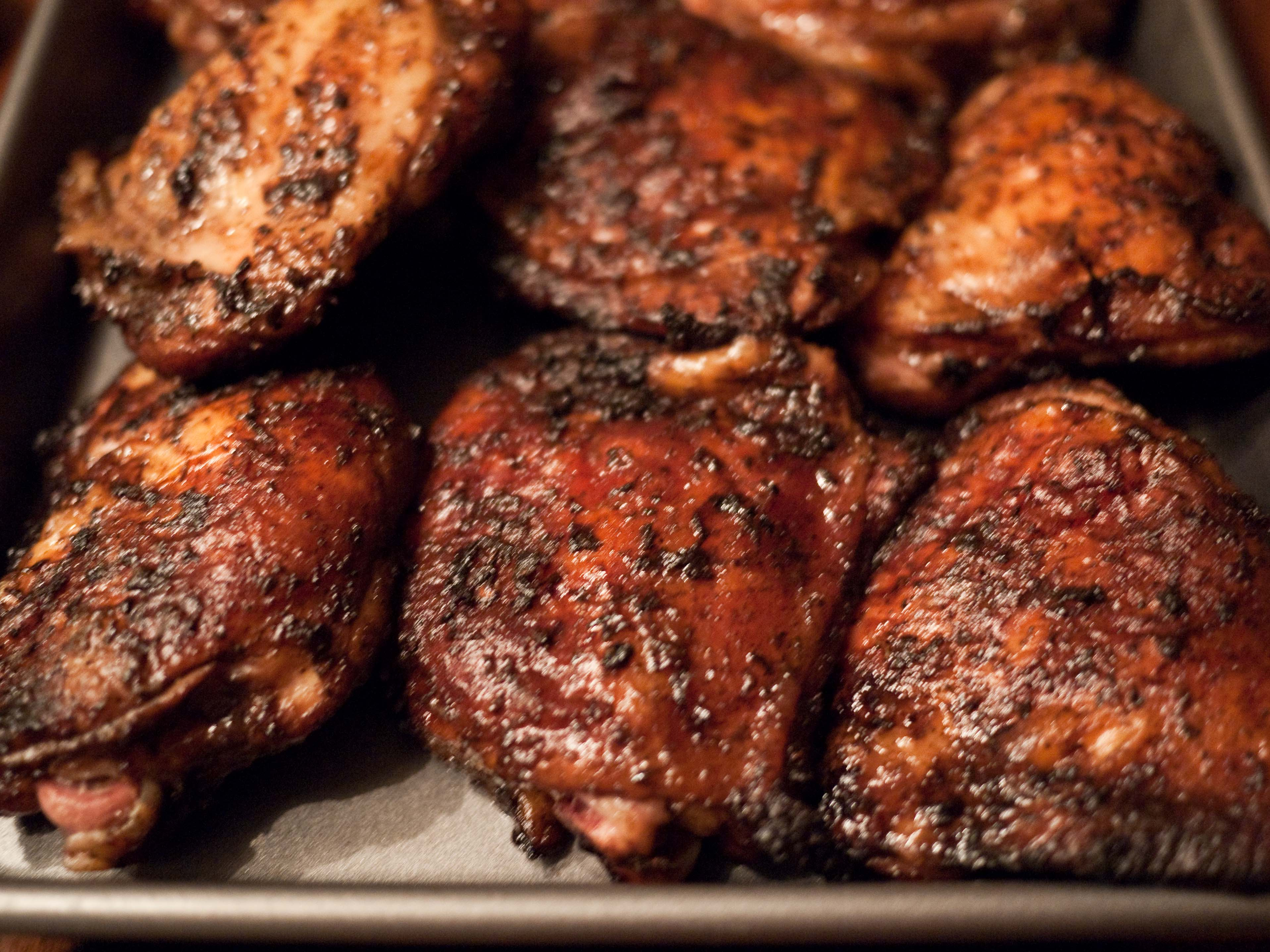Jerk Chicken - Food & Fire