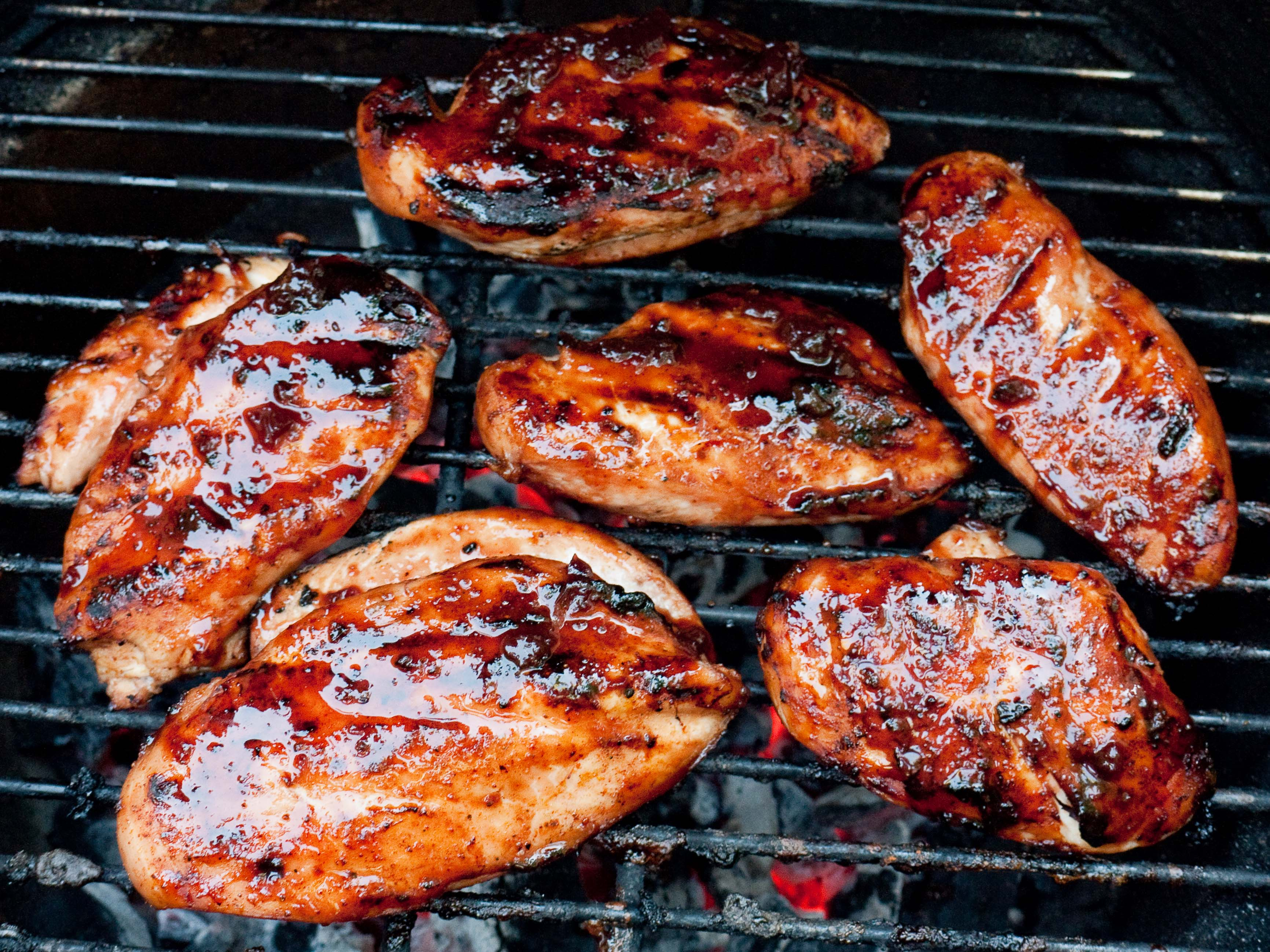 Barbeque Chicken Recipe — Dishmaps