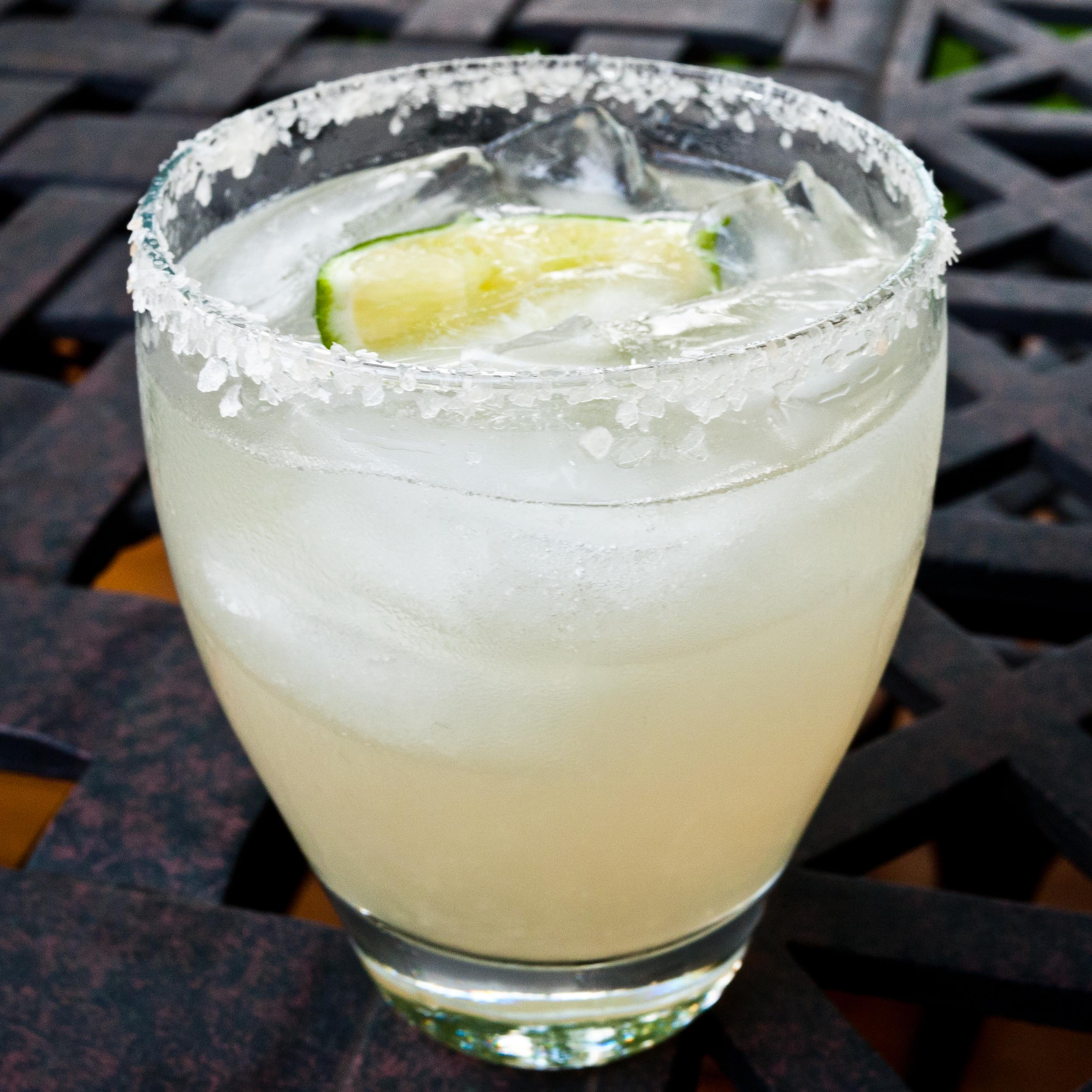 The Perfect Margarita - Food & Fire