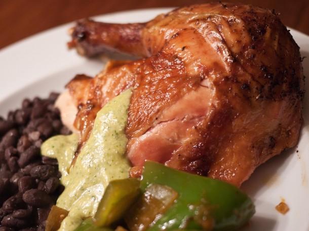 Peruvian Roast Chicken - Food & Fire