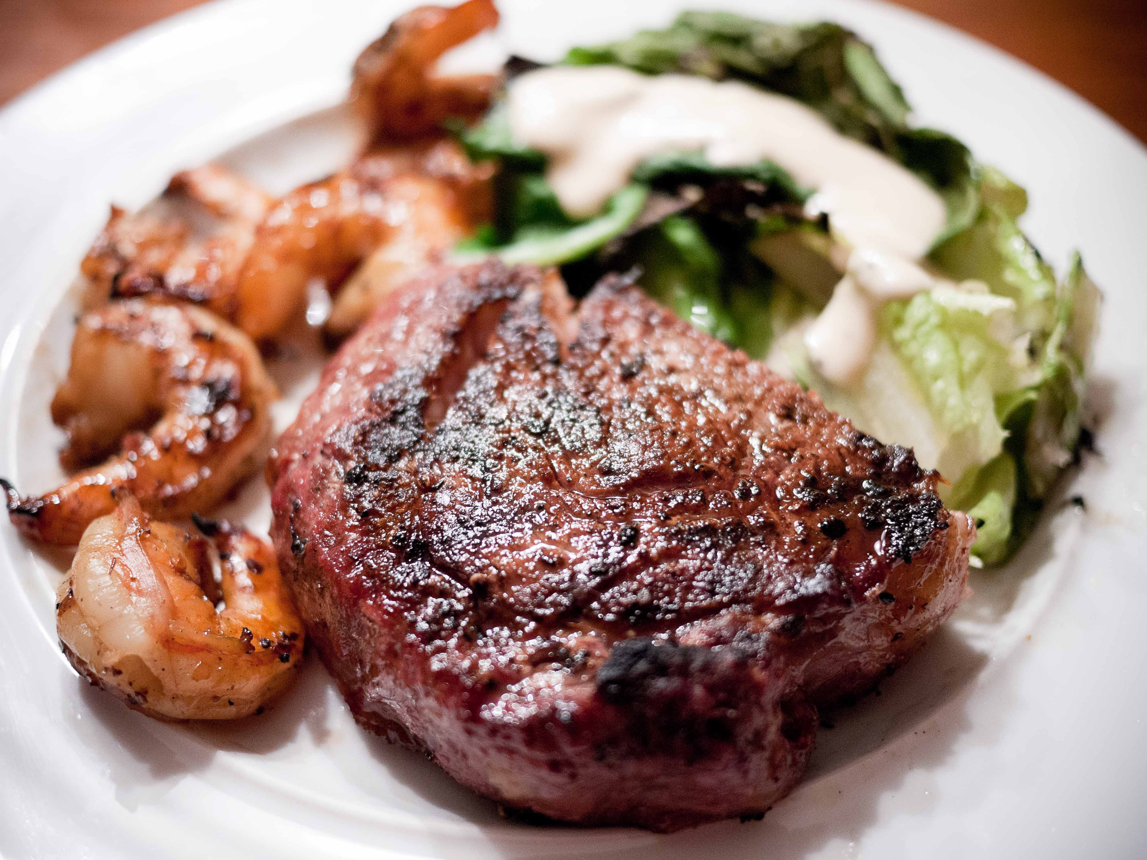 Sichuan Peppercorn Tenderloin Steak Recipe — Dishmaps