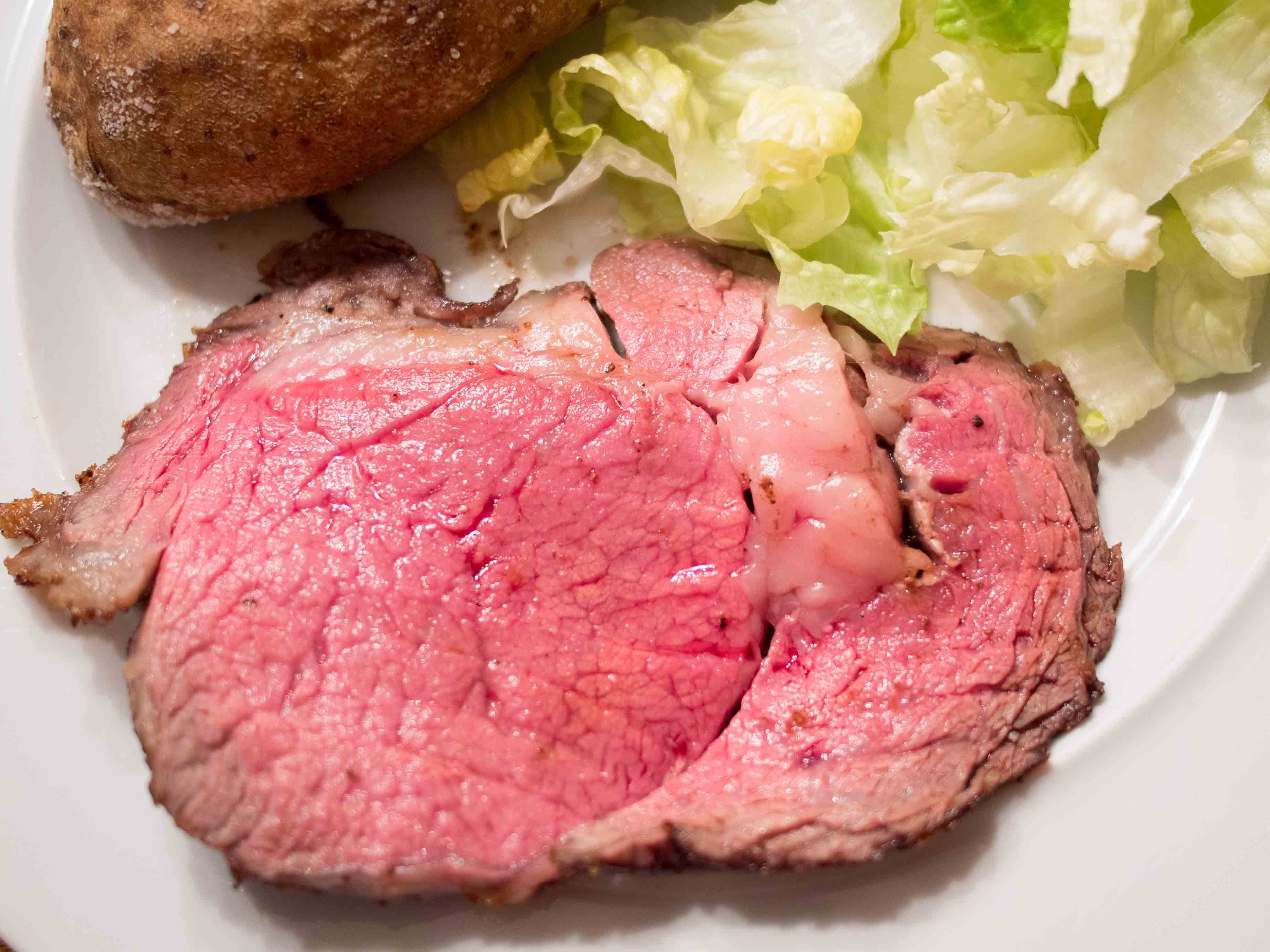 Prime Rib is on the menu for Yew Year's Eve at our house and that ...
