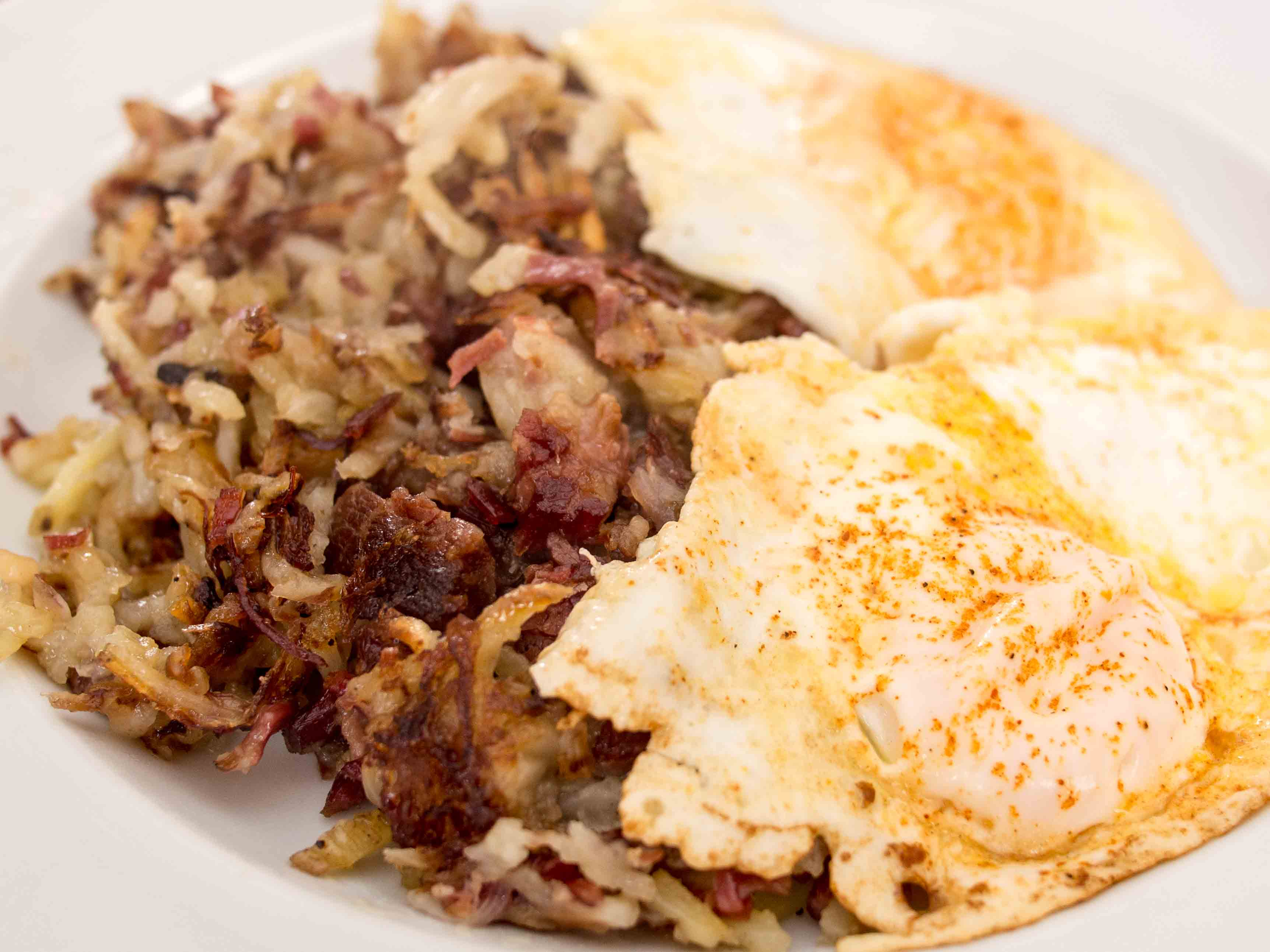 Corned Beef Hash Recipes — Dishmaps