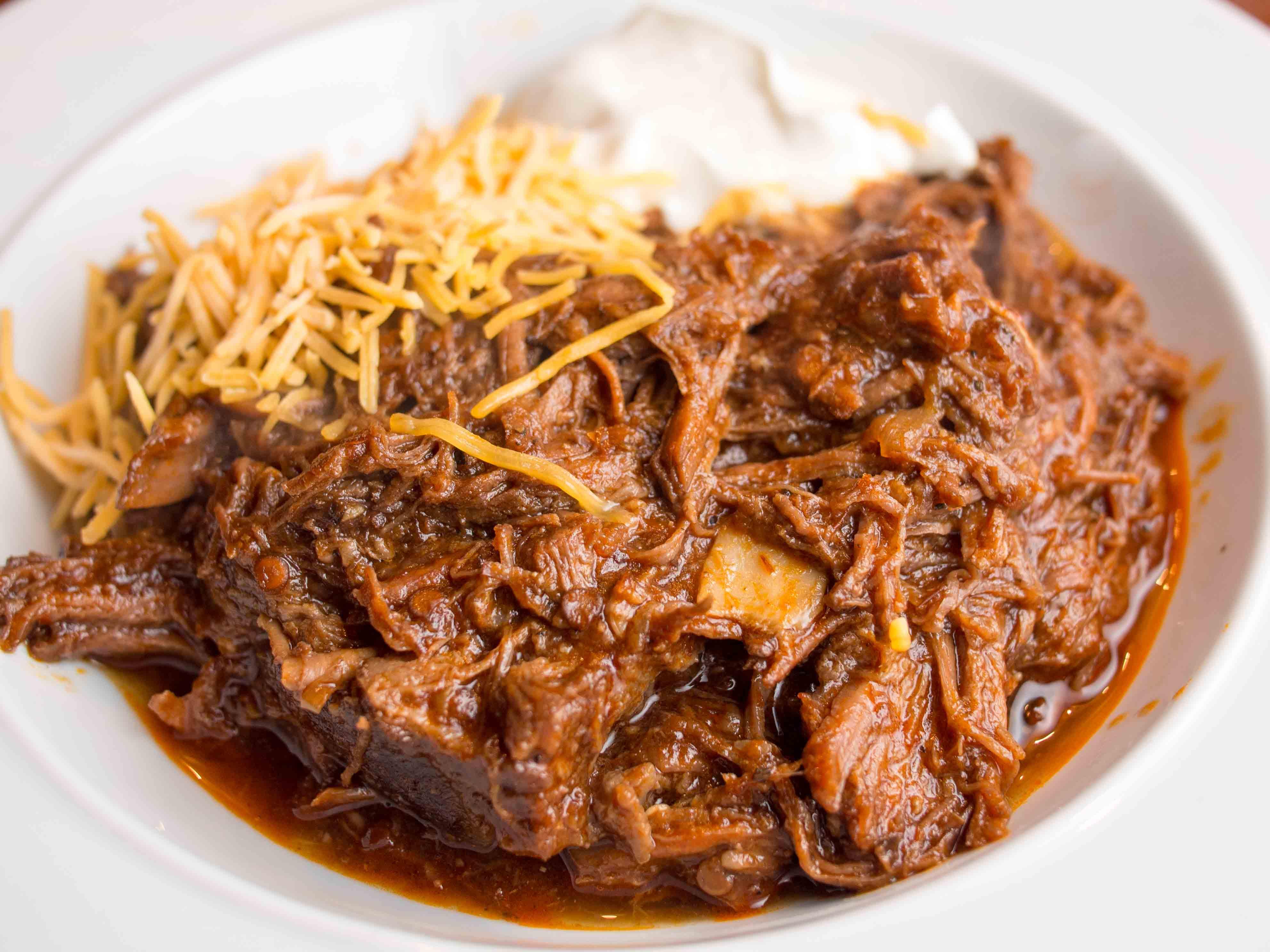 Chili Con Carne - Food & Fire
