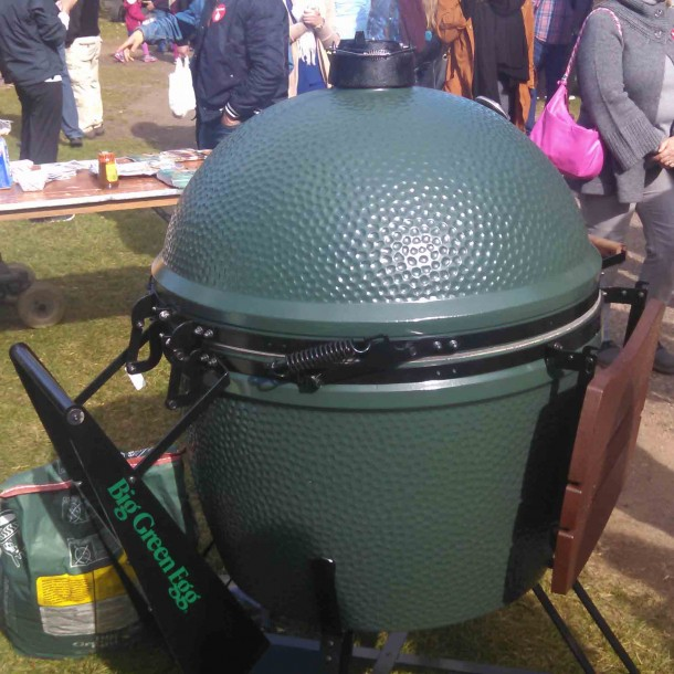 XXL Big Green Egg-487